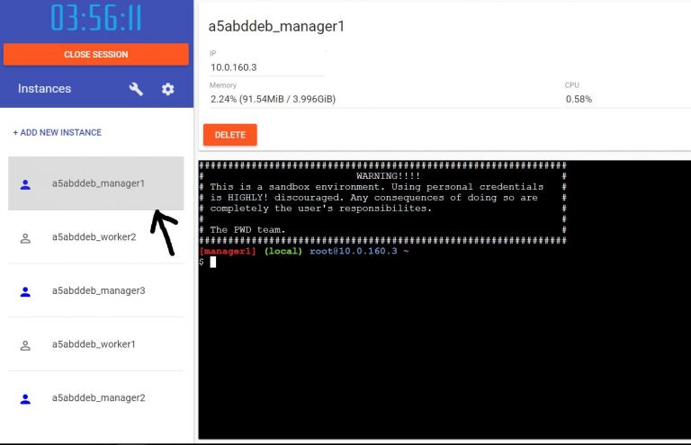 Deploy your Stateful Web Applications in Docker Swarm using