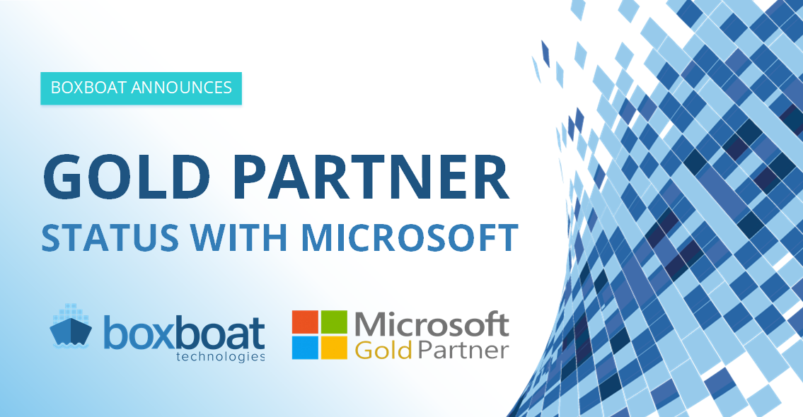 BoxBoat Announces Microsoft Gold Partner Status